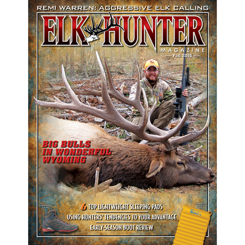 Elk Hunter Magazine Fall 2015