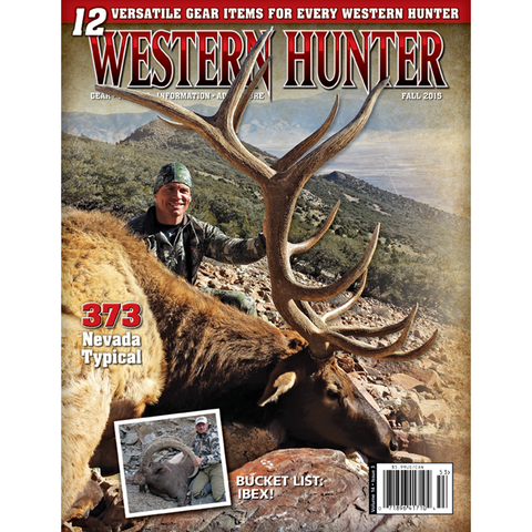 Western Hunter Fall 2015