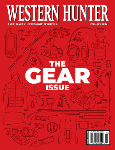 Western Hunter Magazine July/August 2020