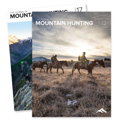 Journal of Mountain Hunting Bundle