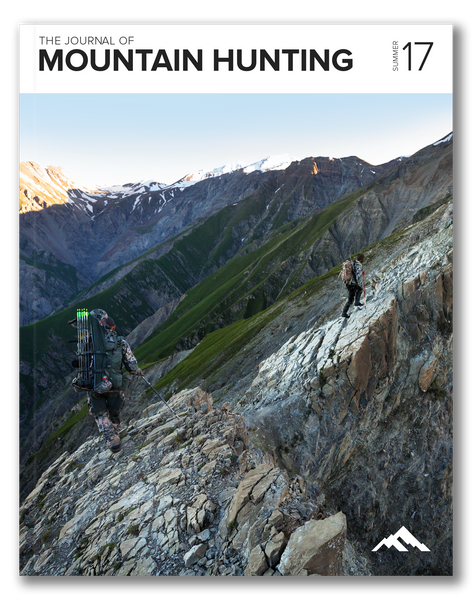 Journal of Mountain Hunting-Summer 2017