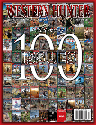 Western Hunter Magazine March/April 2021