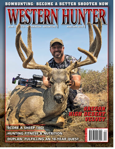 Western Hunter Magazine March/April 2019