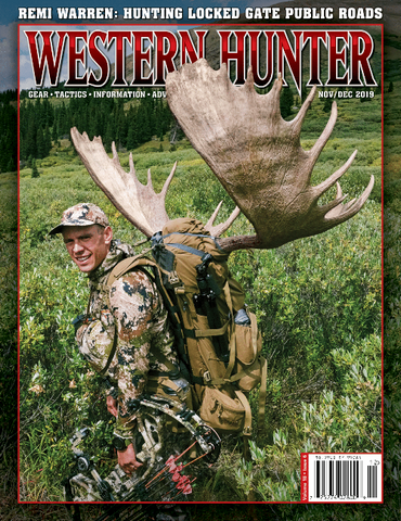 Western Hunter Magazine November/December 2019