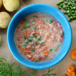 Heather's Choice® Entree - Smoked Salmon Chowder
