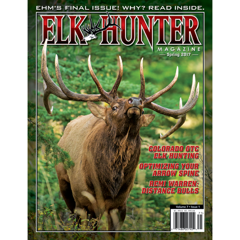 Elk Hunter Magazine Spring 2017