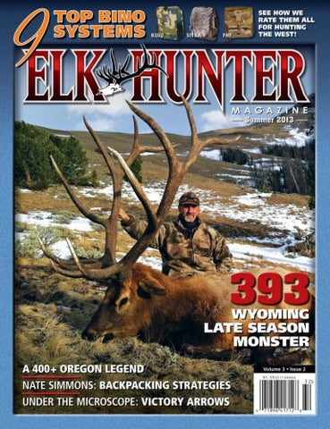 Elk Hunter Magazine Summer 2013