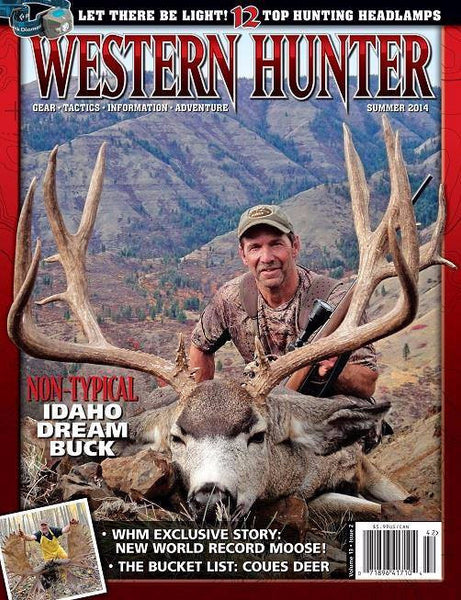 Western Hunter Magazine Summer 2014