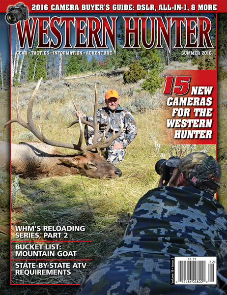 Western Hunter Magazine Summer 2016
