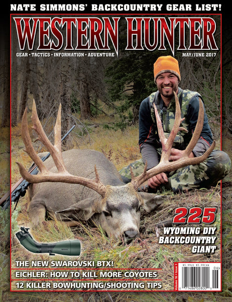 Western Hunter Magazine May/June 2017