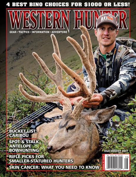 Western Hunter Magazine July/August 2017