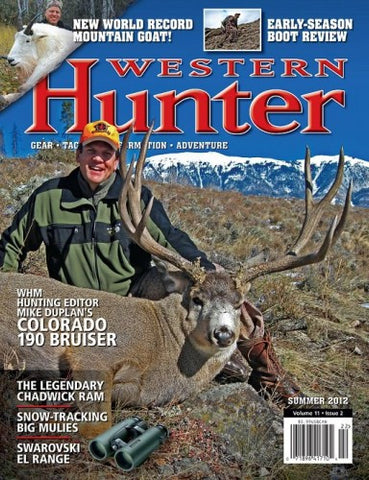 Western Hunter Summer 2012
