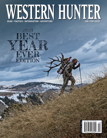 Western Hunter Magazine January/February 2020