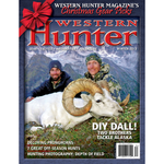 Western Hunter Magazine Winter 2013