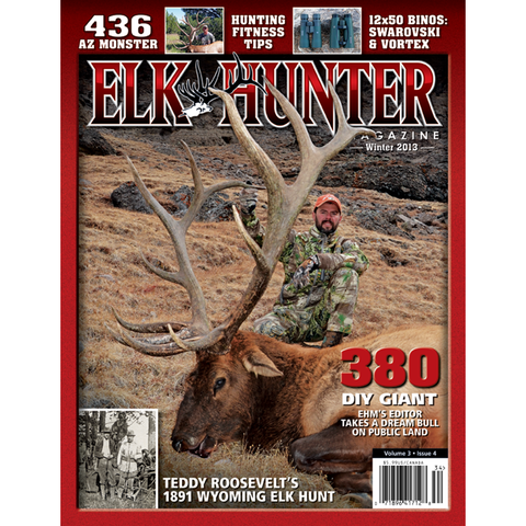 Elk Hunter Magazine Winter 2013
