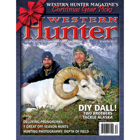 Western Hunter Winter 2013