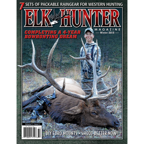 Elk Hunter Magazine Winter 2015