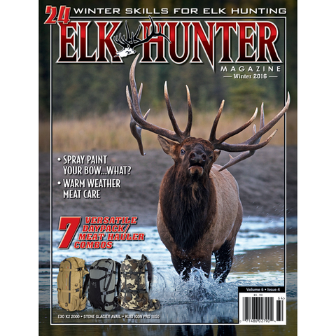 Elk Hunter Magazine Winter 2016