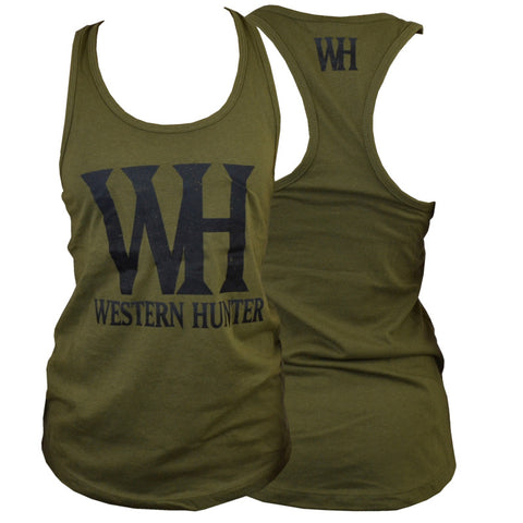 **NEW** Ladies Western Hunter Tank