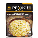 Peak Refuel Chicken Alfredo