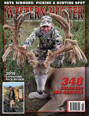 Western Hunter Magazine May/June 2019
