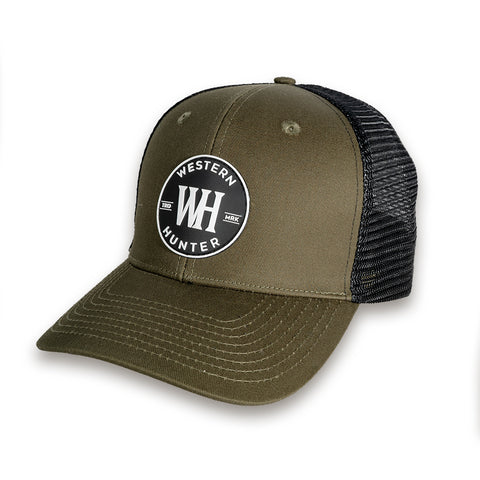 Western Hunter Trademark Trucker