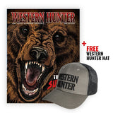 Western Hunter Magazine Subscription + Free Hat
