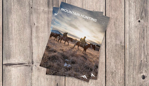 Journal of Mountain Hunting Issue 2