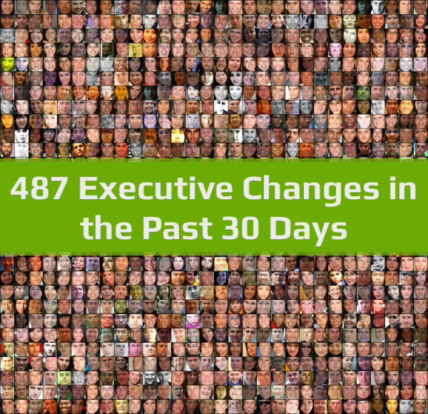 487 Executive Management Changes in the Past 30 Days - May 4, 2018