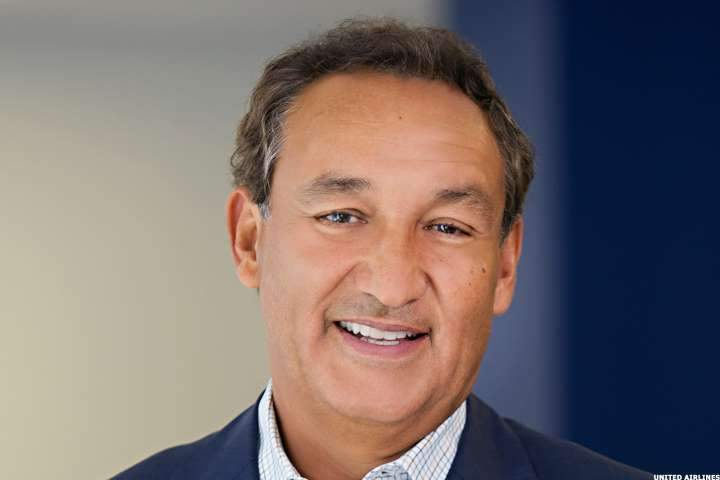 United Airlines Holdings' CEO To Step Down