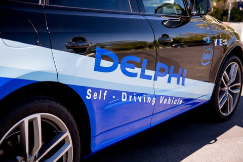 Delphi, BMW, Intel, Mobileye Connected Car Cooperation