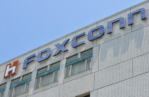 Foxconn Rockwell Automation partner on Industrial IoT