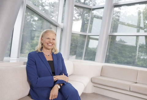 Ginni Rometty on the End of Programming