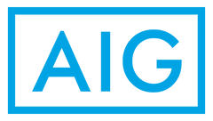 AIG logo databahn TURBO report