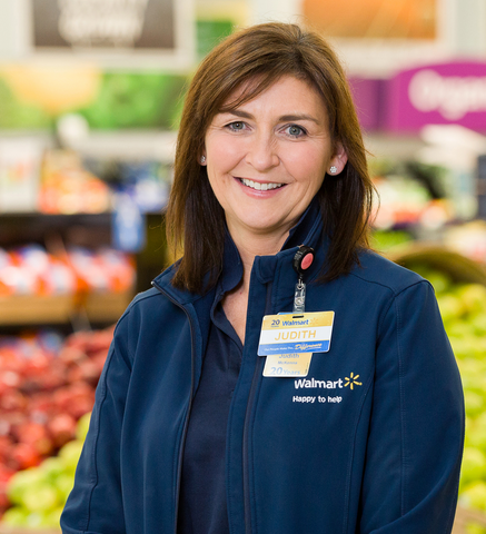 Judith McKenna Wal-Mart International CEO