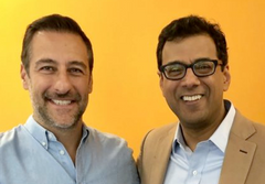 Serkan Kutan and Atul Gawande Amazon Healthcare joint venture