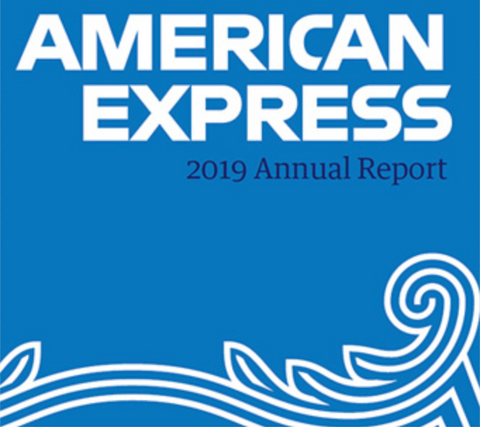 American Express 2019 annual Report