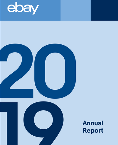 eBay 2019 Annual Report