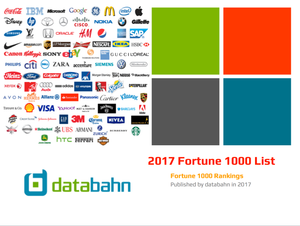 2017 Fortune 1000 List
