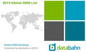 2019 Global 2000 list by databahn - free download