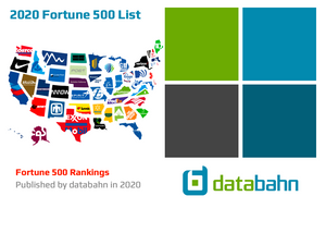 2020 Fortune 500 list