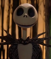 The Nightmare Before Christmas.