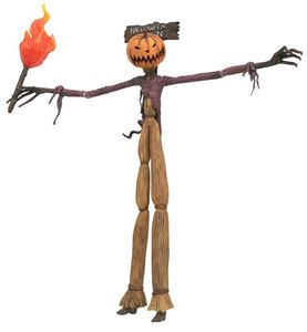 Nightmare Before Christmas Select Pumpkin King Action Figure