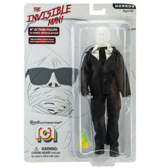 "Mego 8"" Horror The Invisible Man"