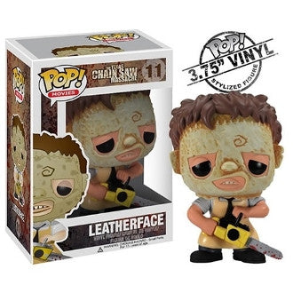 Pop! Movies: Texas Chainsaw Massacre Leatherface
