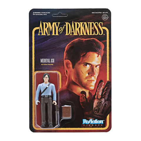 Army of Darkness ReAction Figure - Medieval Ash