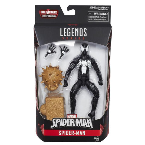 Marvel Legends Wave 5 Symbiote Spiderman