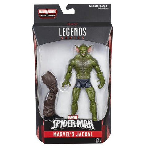 Marvel Legends Wave 5 Jackal