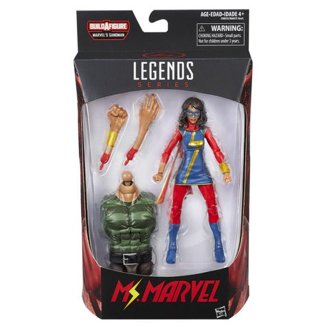 Marvel Legends Wave 5 Ms. Marvel