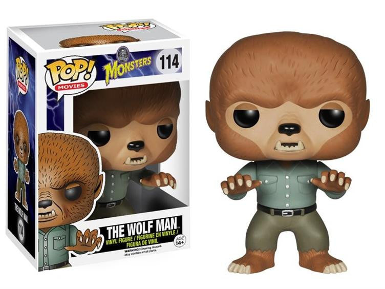 Pop! Universal Monsters - Wolfman
